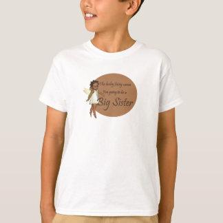 African American Big Sister t-shirt