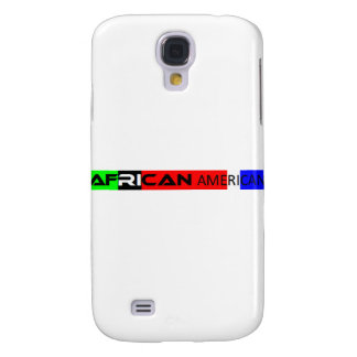 African American Bumper Sticker Samsung Galaxy S4 Cover