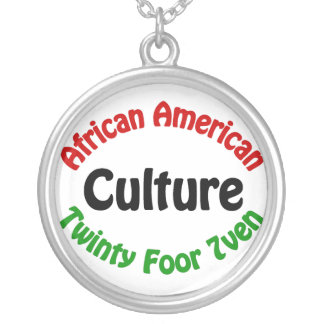 African American Culture Necklaces
