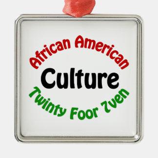 African American Culture Ornaments