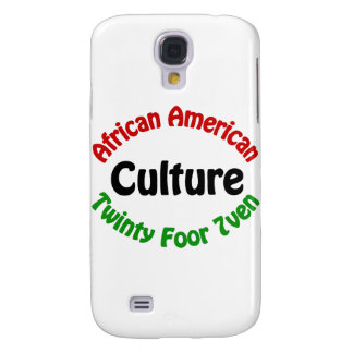 African American Culture Samsung S4 Case