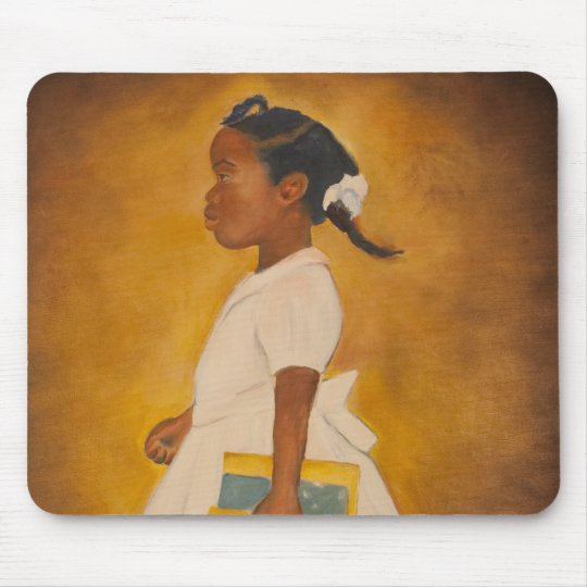 African American Fine Art Mouse Pad