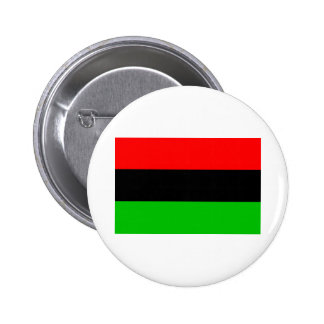 African American Flag Button