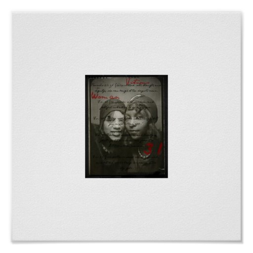 African American Friends Poster