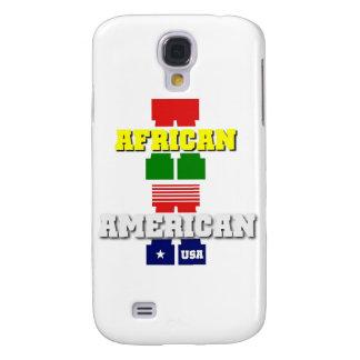 African American Galaxy S4 Case
