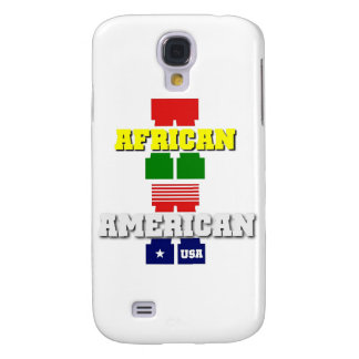 African American Galaxy S4 Cover