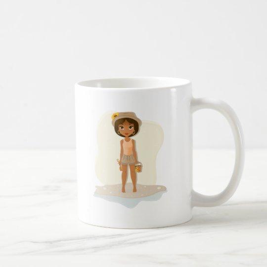 African American Girl Coffee Mug