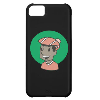 African American Golfer Cover For iPhone 5C