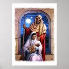 African American Baby Jesus Painting Art Print Zazzle Com