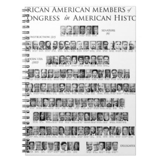 African American Mbrs of Congress Notebook