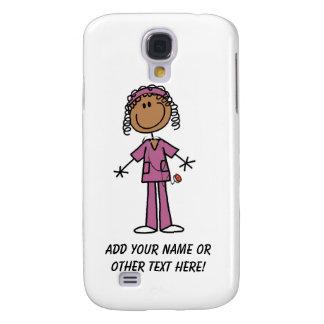 African American Nurse Samsung S4 Case