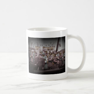 African American Nurses on Ship Coffee Mug