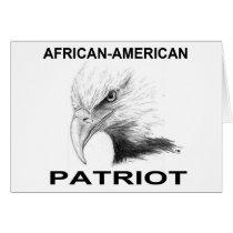 African-American Patriot Card