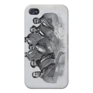 African American Pioneers Cover For iPhone 4