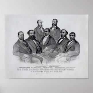 African American Pioneers Posters