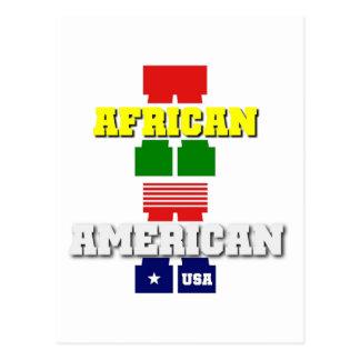 African American Postcard