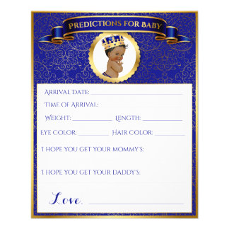 African American Prince Advice Predictions Blue Flyer