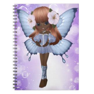 African American Princess Notebook