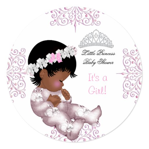 African American Baby Shower Invitations was good invitation sample