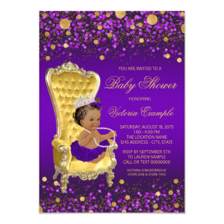 Purple Princess Invitations is nice invitation template