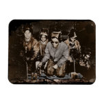 African American Rosie Riveters WWII Magnets