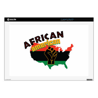 """African American Skin For 17"""" Laptop"""