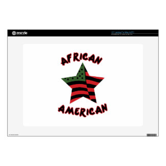 """African American Skins For 15"""" Laptops"""