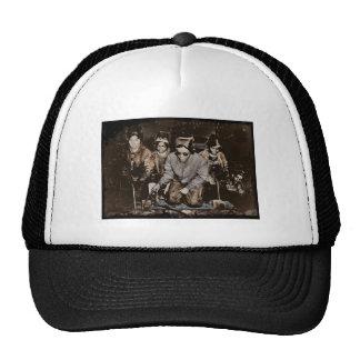 African American Steelworkers WWII Trucker Hat