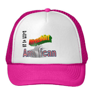 african american trucker hat