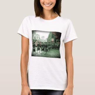 African American Women Marching T-Shirt