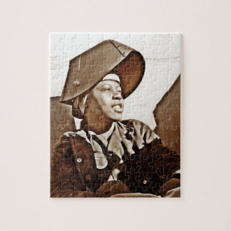 African American Women Patriots Jigsaw Puzzle