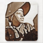 African American Women Patriots Mouse Pad