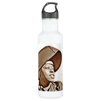 African American Women Patriots Water Bottle