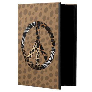 African Animal Pattern Peace Symbol Powis iPad Air 2 Case