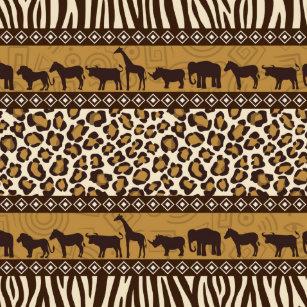 african animal pillows decorative throw pillows zazzle