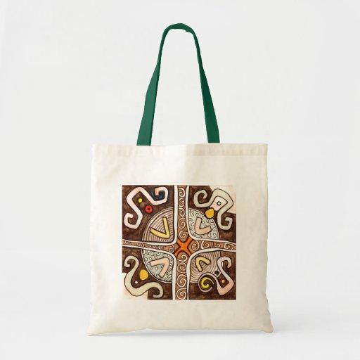 African Art Bag