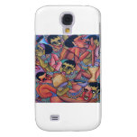 African art galaxy s4 covers