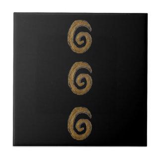 African Art Gift Home Decor Tile Trivet Coaster S2