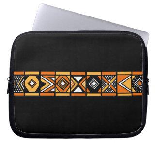 African art pattern computer sleeve