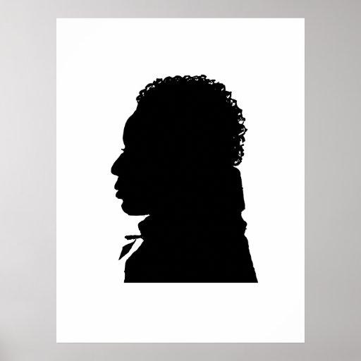 african art Poster