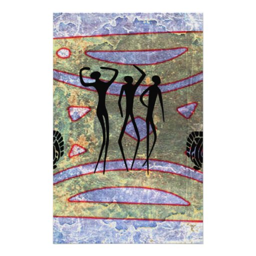 African Art Stationery