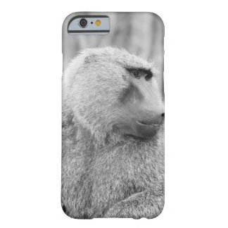 African baboon barely there iPhone 6 case