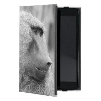 African baboon iPad mini covers