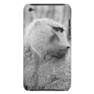 African baboon iPod touch Case-Mate case