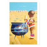 African Baby Post Cards