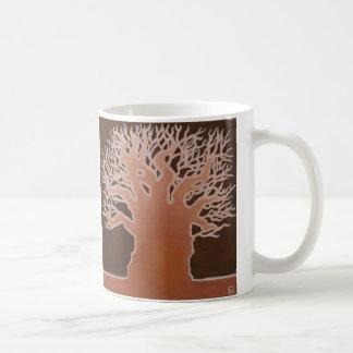 African Baobab #1 Classic White Coffee Mug