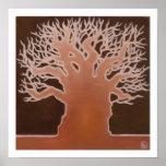 African Baobab 1 Poster