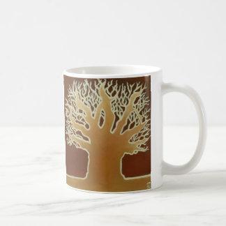 African Baobab #2 Coffee Mug