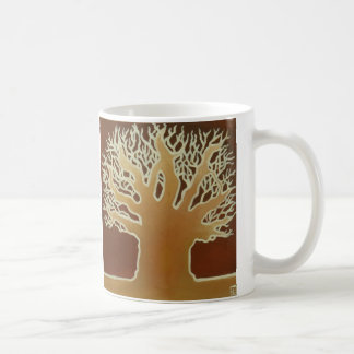 African Baobab #2 Classic White Coffee Mug