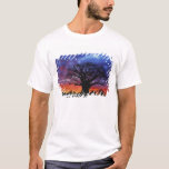 African baobab tree, Adansonia digitata, 2 T-Shirt